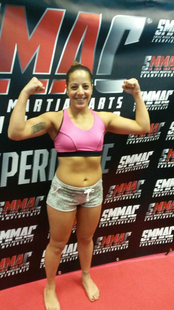 Oriana Dattilo   58Kg, D-Klasse,    Fights 1 (w:1/d:0/l:0)
