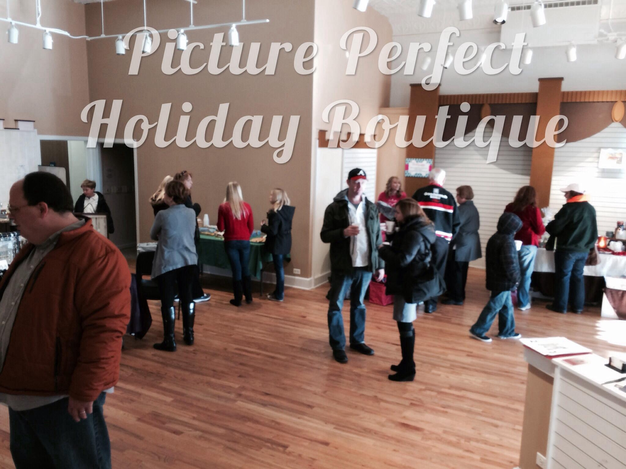 Picture Perfect Holiday Boutique Event