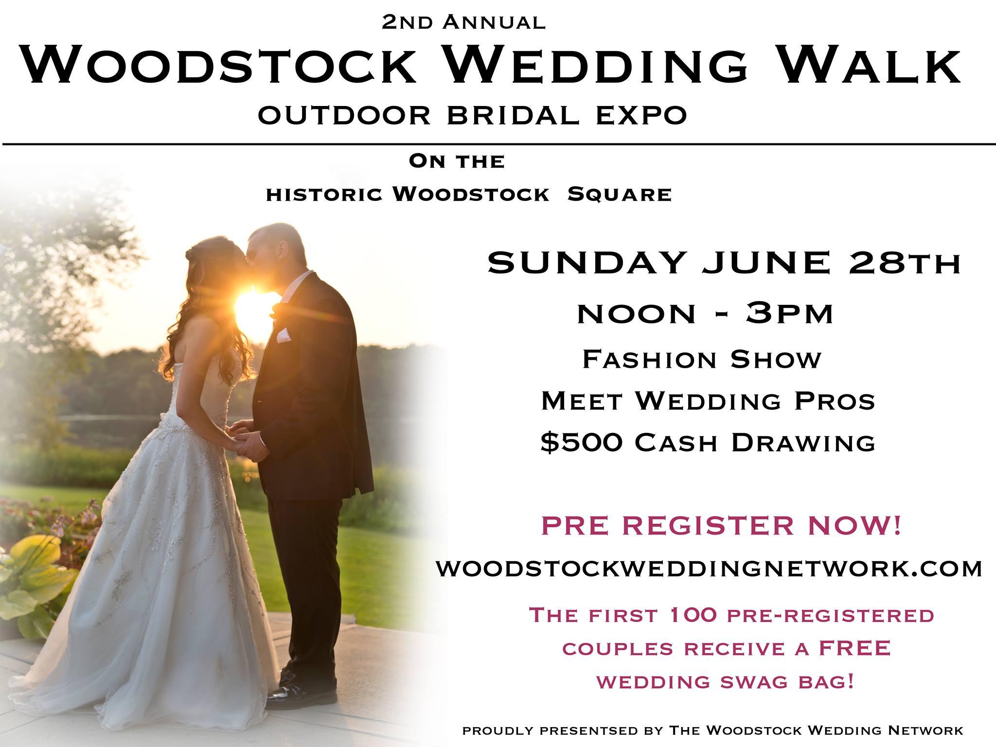 woodstockweddingwalk