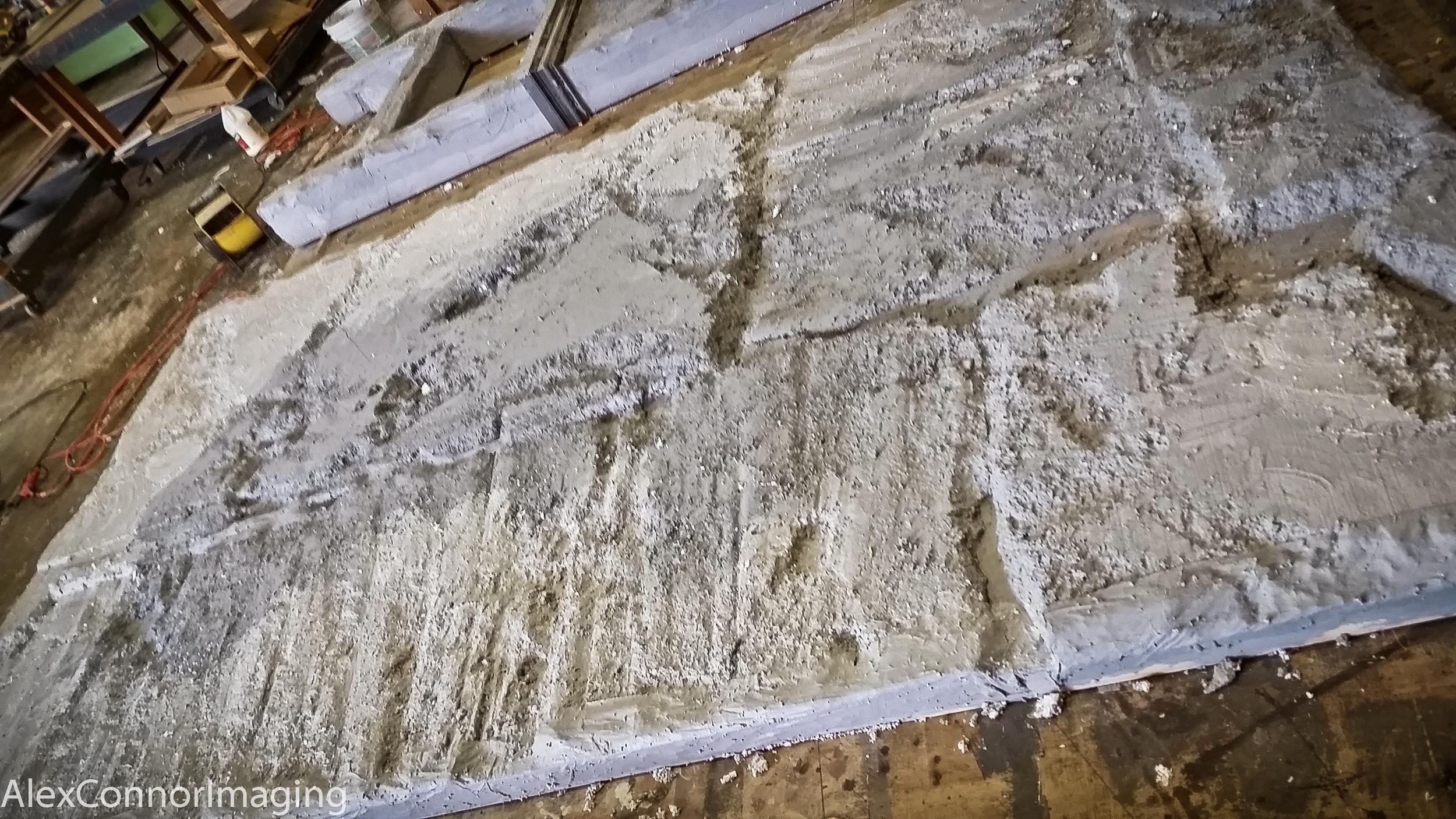 In Process Wall Hard Coat