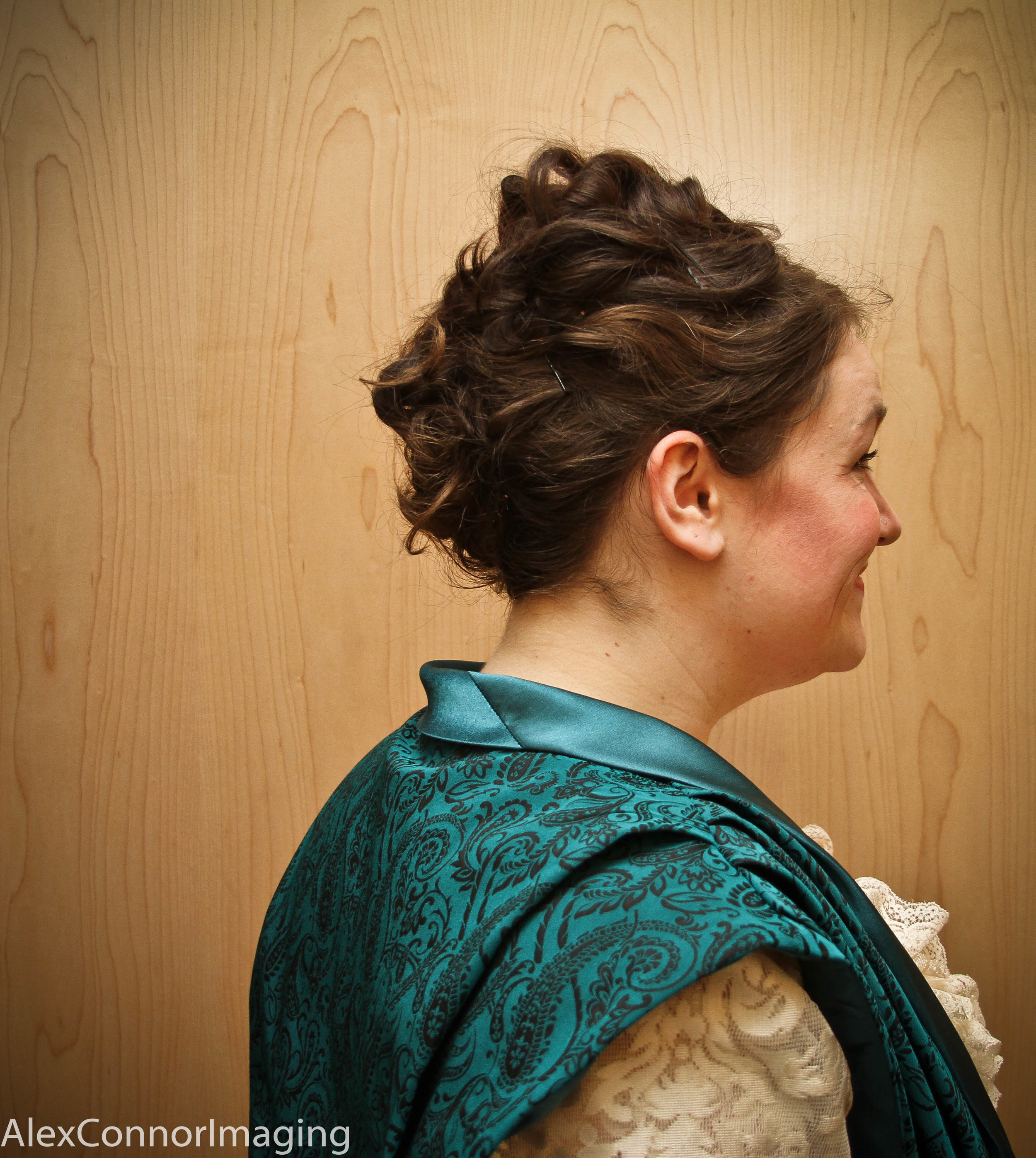 Catherine Petkoff- Act II completed hair