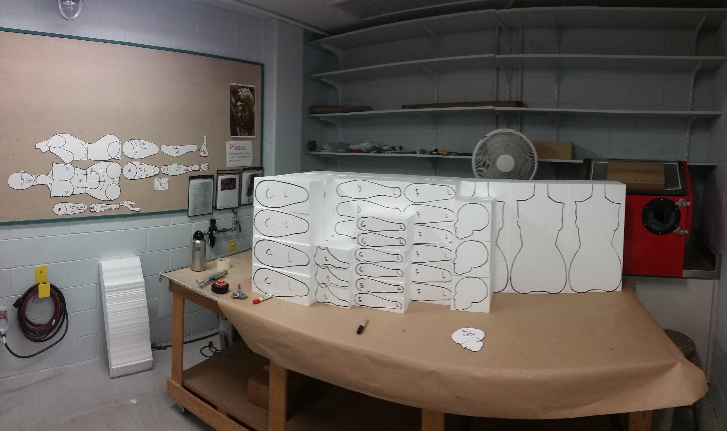 Pre-Carve Planning