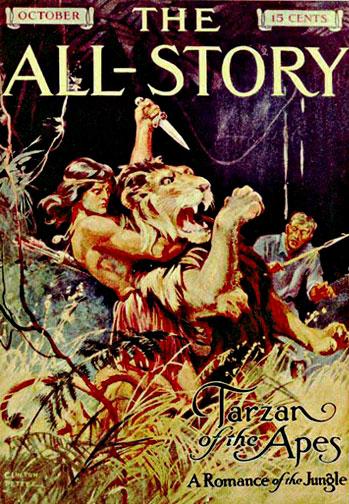 Tarzana: the home of writer Edgar Rice Burroughs.