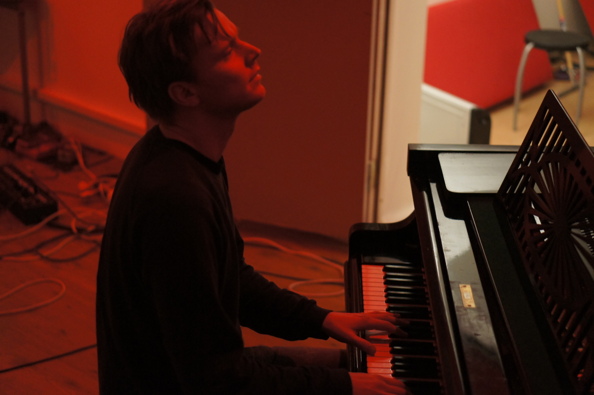 Geir Satre Piano Remember Sessions