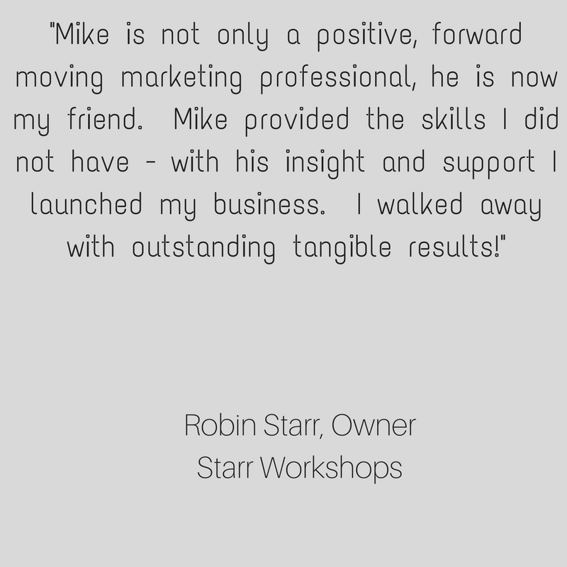 There are only two business strategies available to you. The first is a transactional strategy, recognized by its great lack of caring. The other is deeply caring, or what Mike here describes correctly as People and  (9).png
