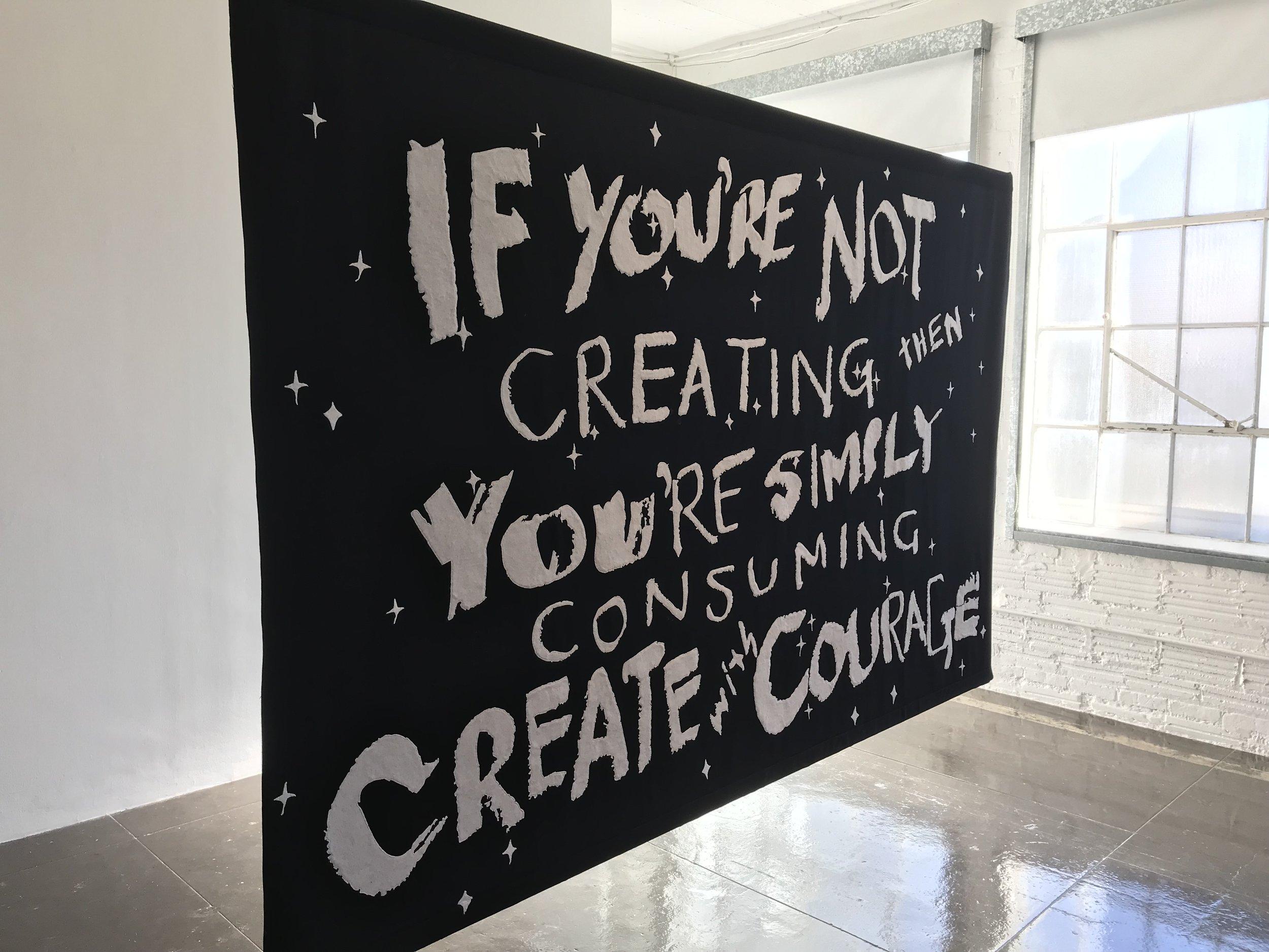 ArtPace exhibit in San Antonio Texas.