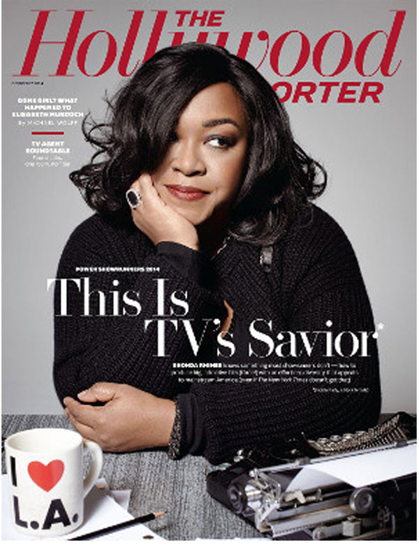 The Hollywood Reporter, No. 36