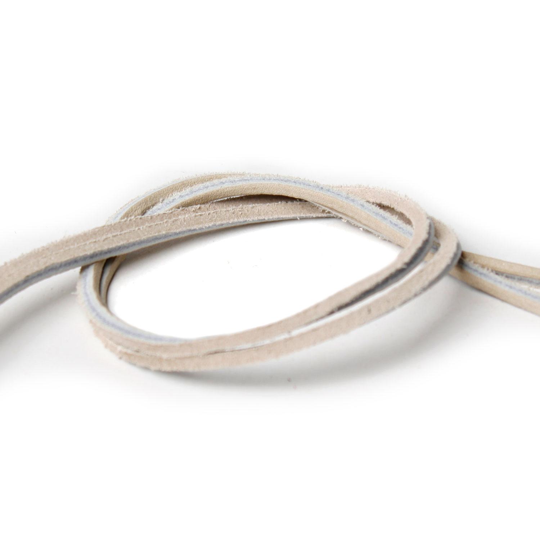 Leather Shoelaces — YUKETEN