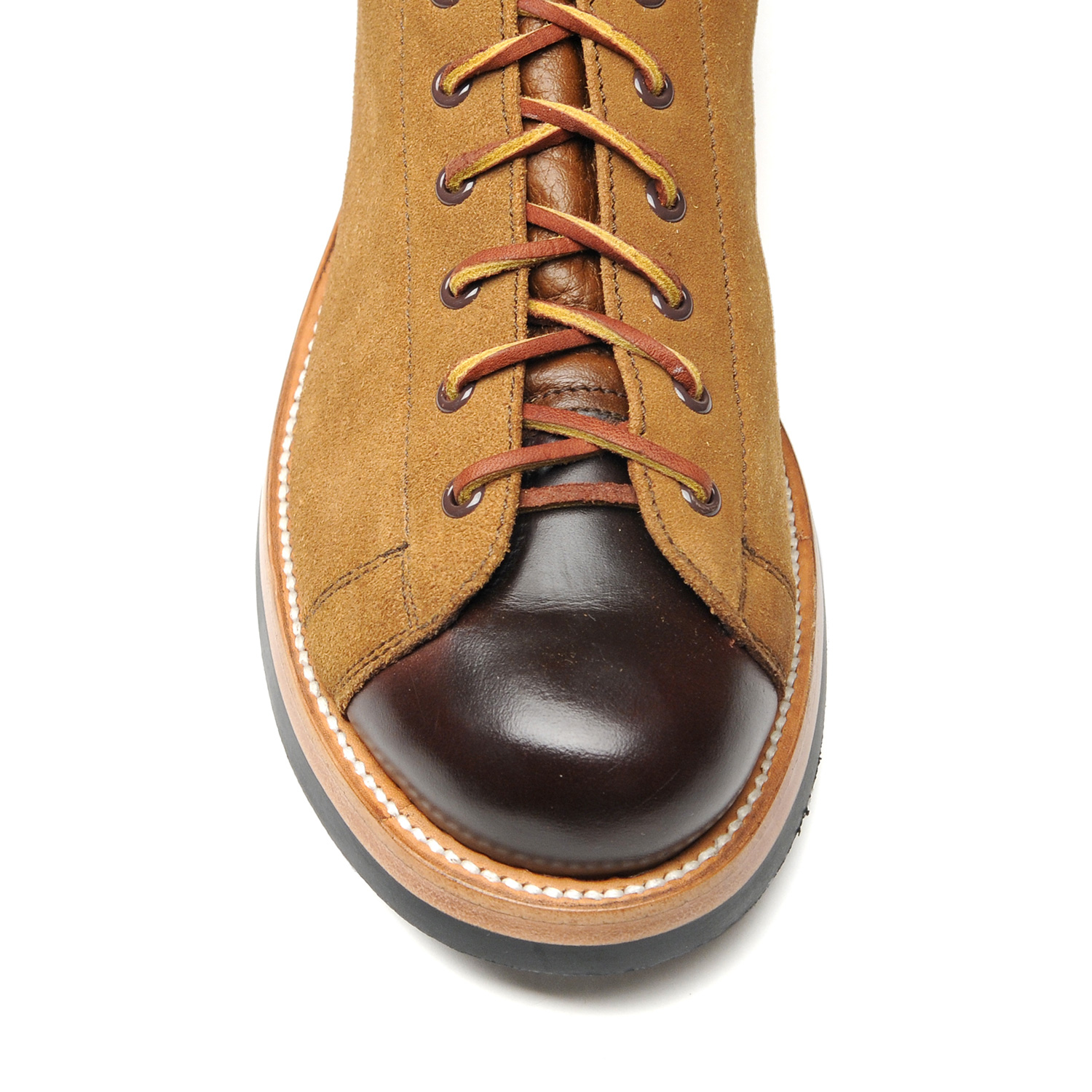 POLISH-WORK-BOOT,-CC-BROWN-X-G-BROWN-SUEDE,-FRONT.jpg