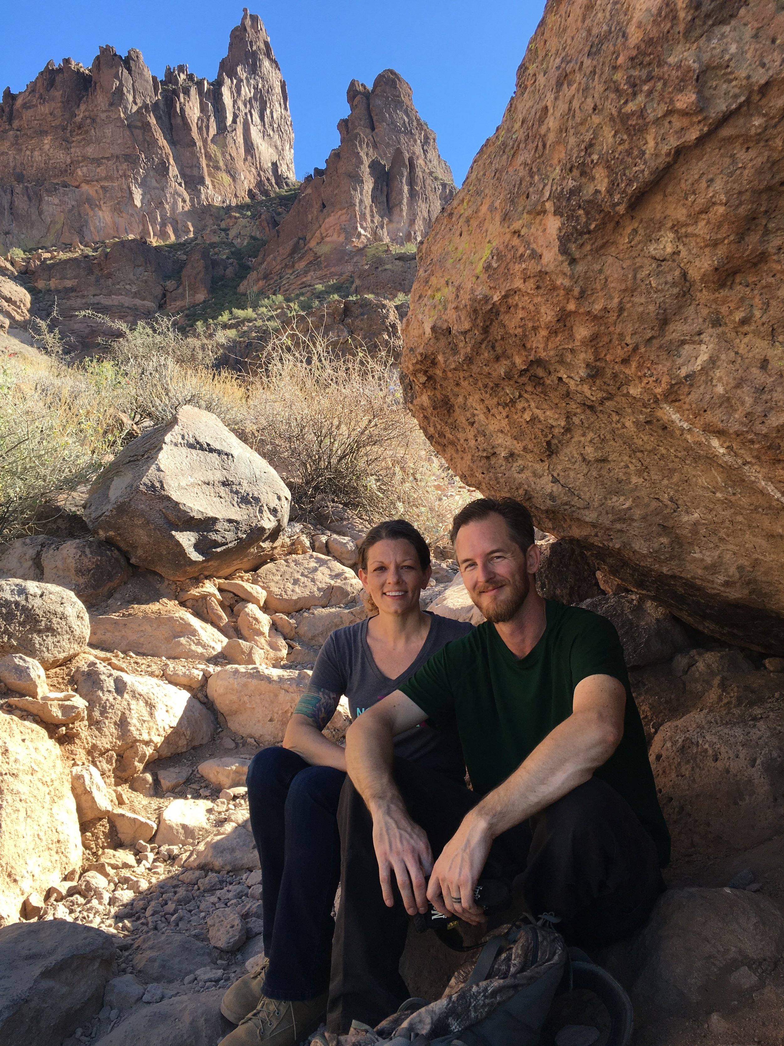 Justin & Nicole Corey ~ Co-Founders of Natural Restorations