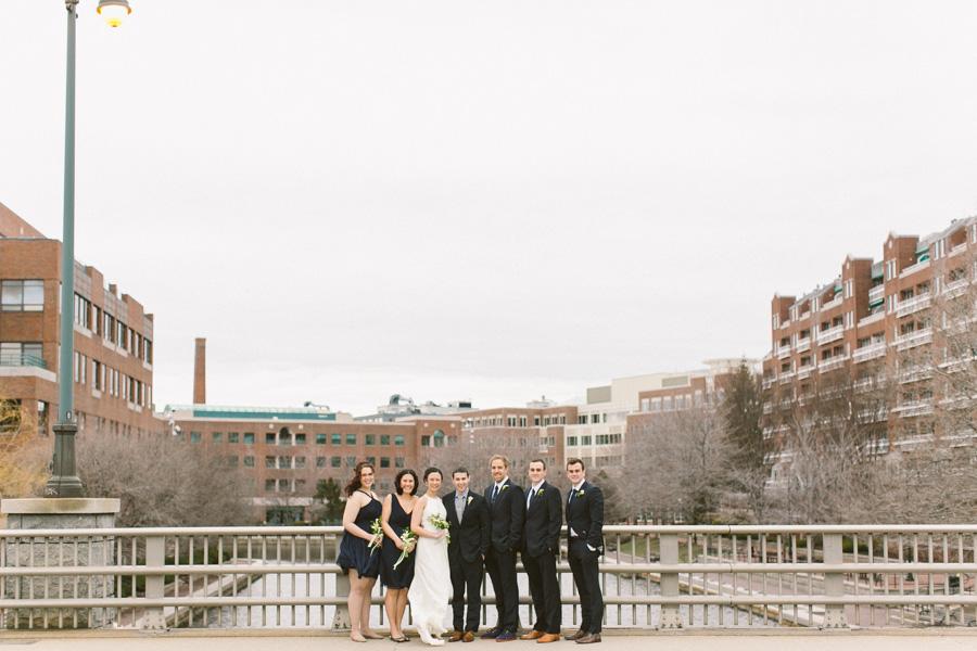 Boston Bridal Party