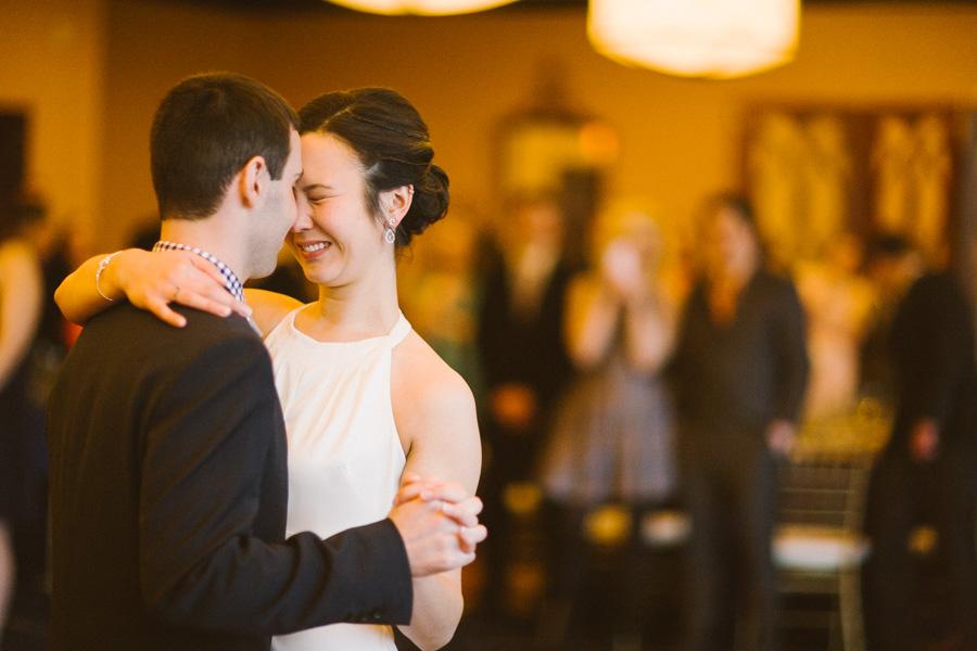 Cambridge Wedding First Dance