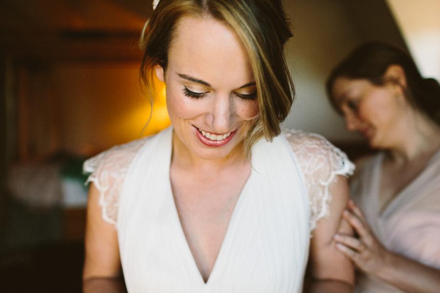 New England BHLDN Bride