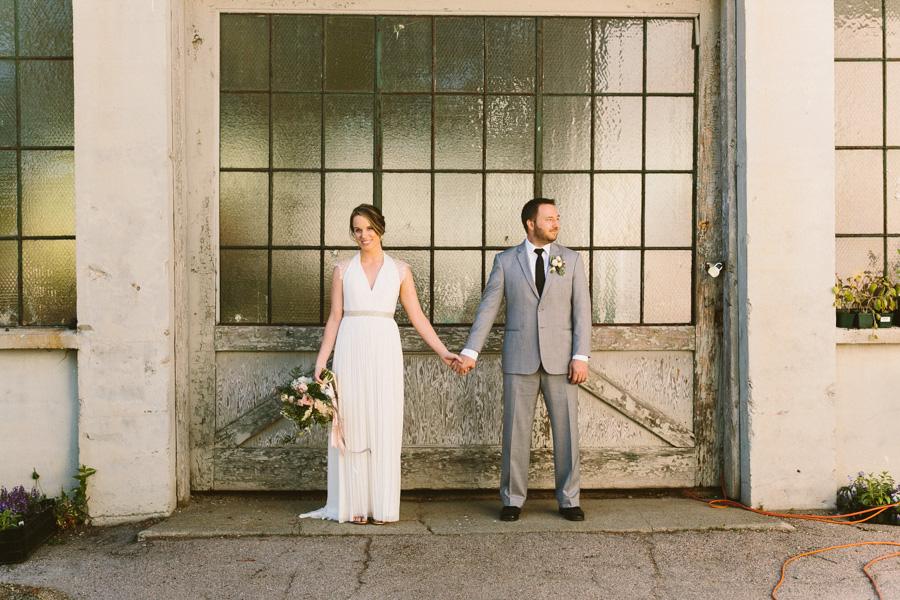 Hip Massachusetts Wedding