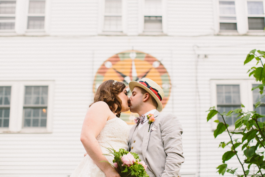 Vintage Inspired Wedding