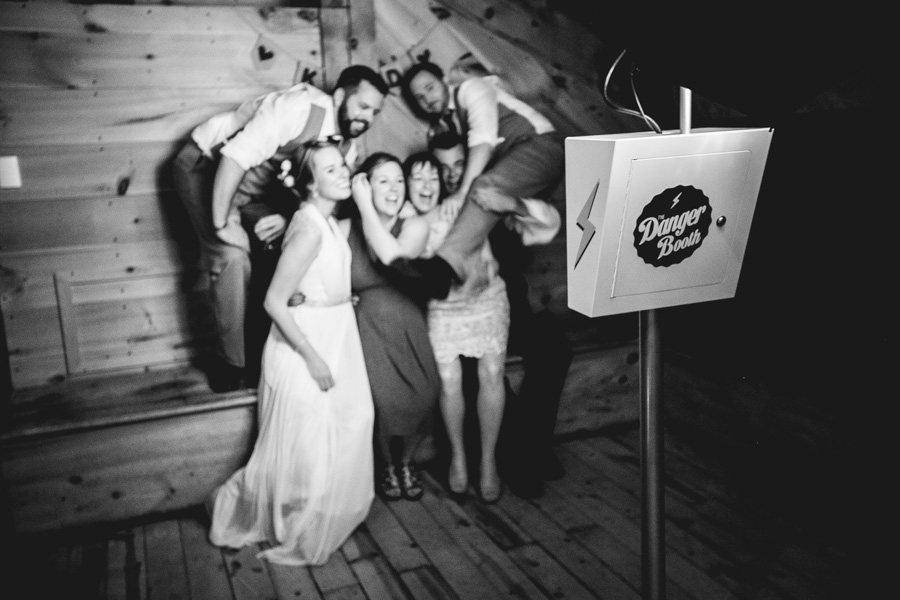 Boston Wedding Photo Booth