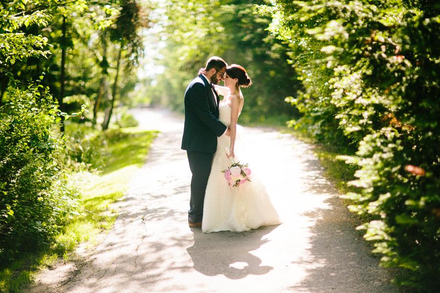 Creative Maine Wedding Photographer