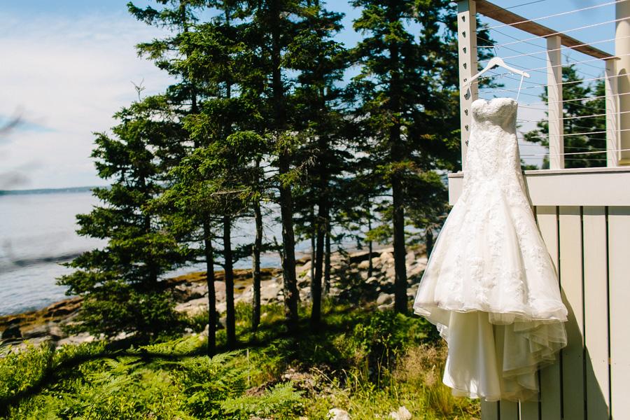 Newagen Seaside Inn Wedding Photography