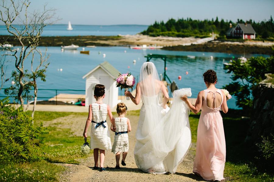 Newagen Seaside Inn Wedding