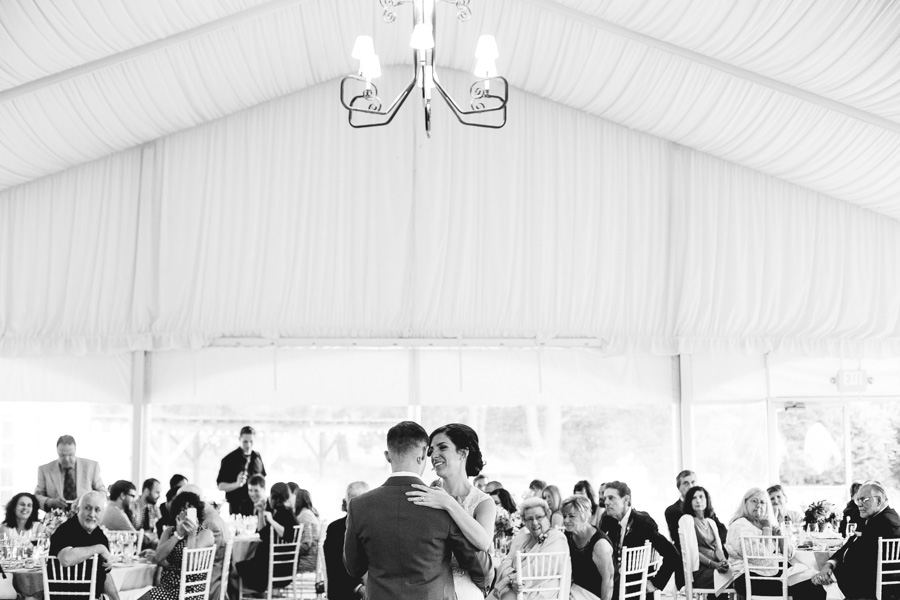 Fruitlands Museum Wedding Reception