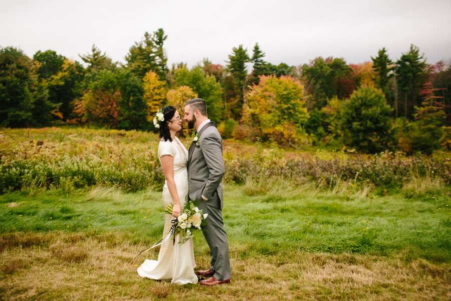 DIY New England Wedding