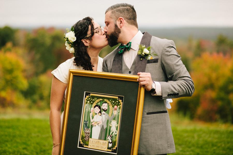 Creative New England Wedding Photography