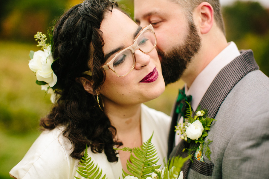 Hip New England Wedding