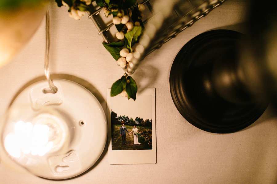 Fruitlands Museum Wedding Reception