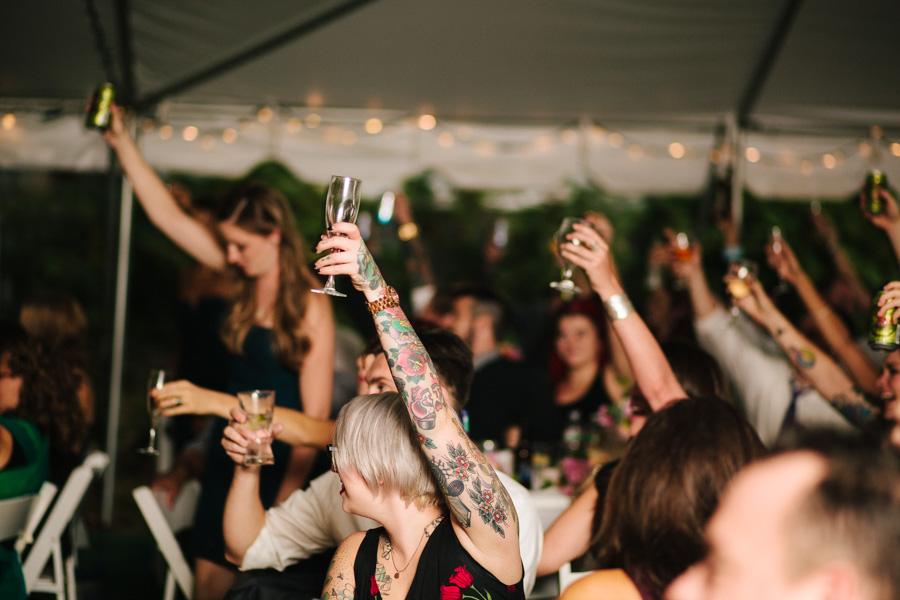 Creative Sudbury Wedding Photography