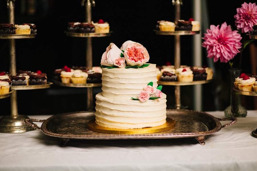 Boston Wedding Cake