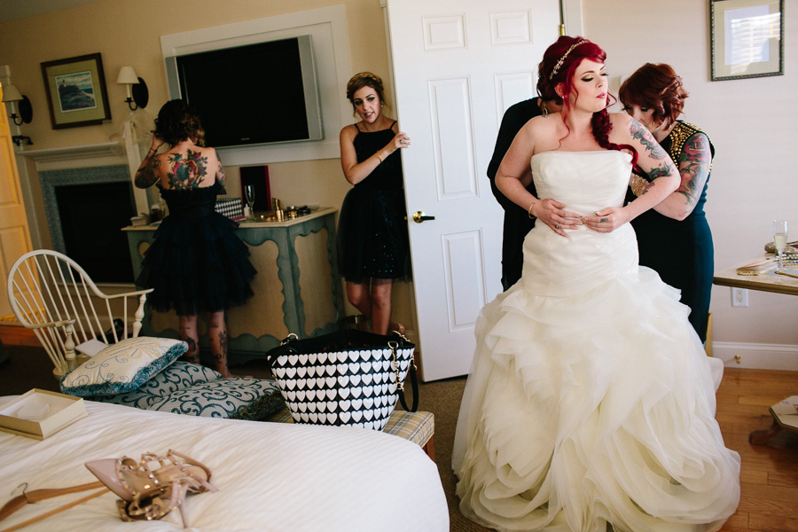 Creative Cape Cod Wedding Photography