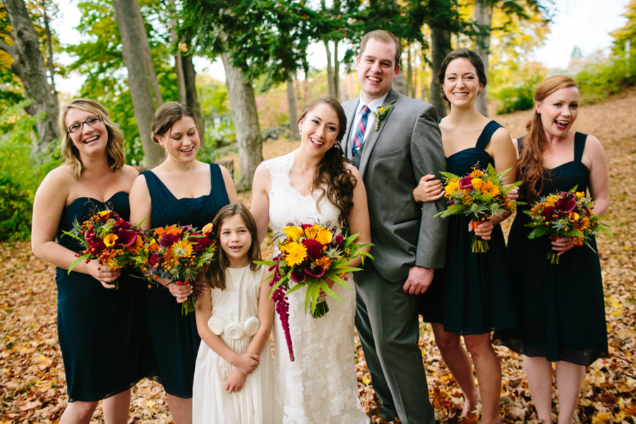 Creative New Hampshire Wedding Photographer
