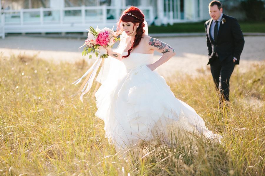 Creative Chatham Wedding