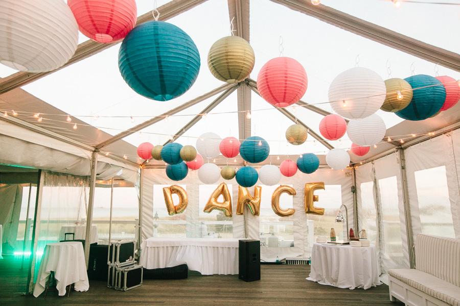 Chatham Bars Inn Wedding Reception