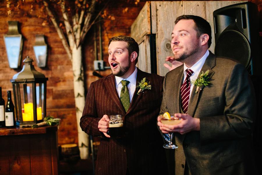 Sanbornton Wedding