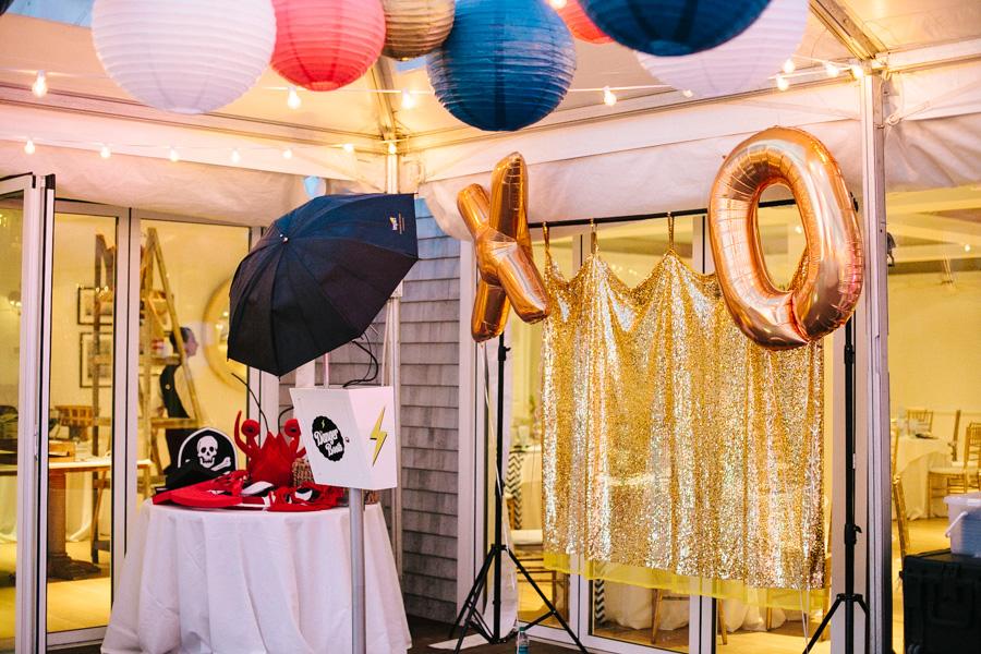 Cape Cod Wedding Photobooth