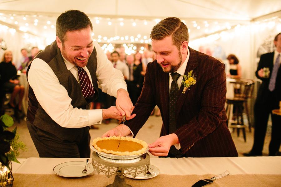 Petsi Pies Wedding