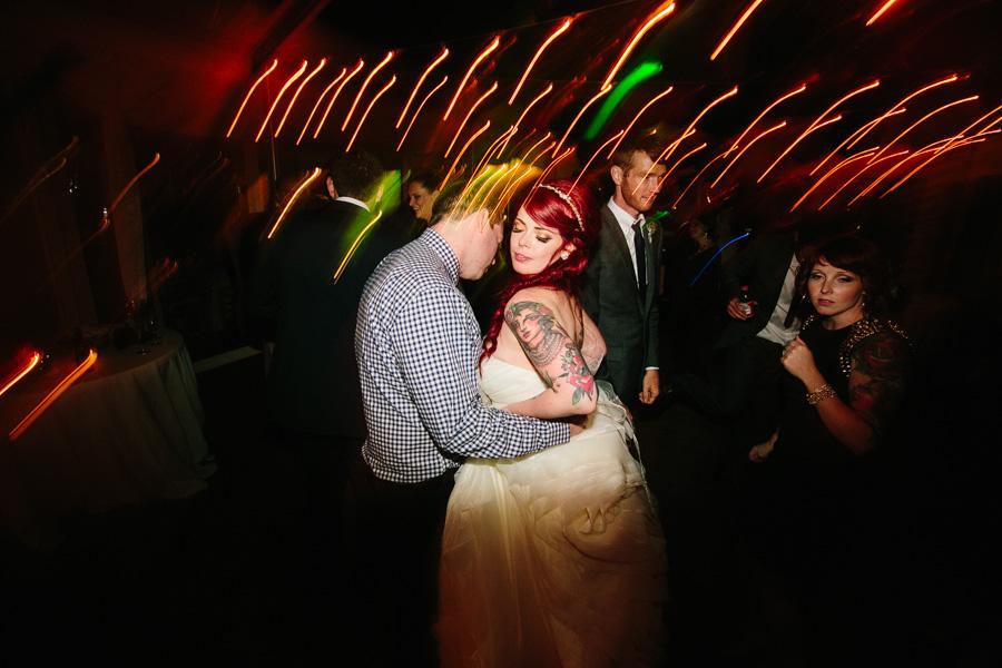 Creative Cape Cod Wedding Reception