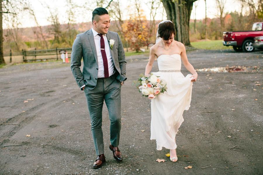 DIY Pennsylvania Farm Wedding