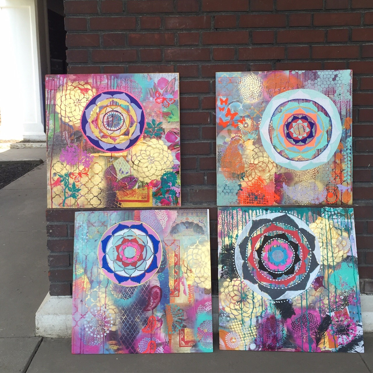 PHOTO 2 Layered Painted Mandalas.jpg