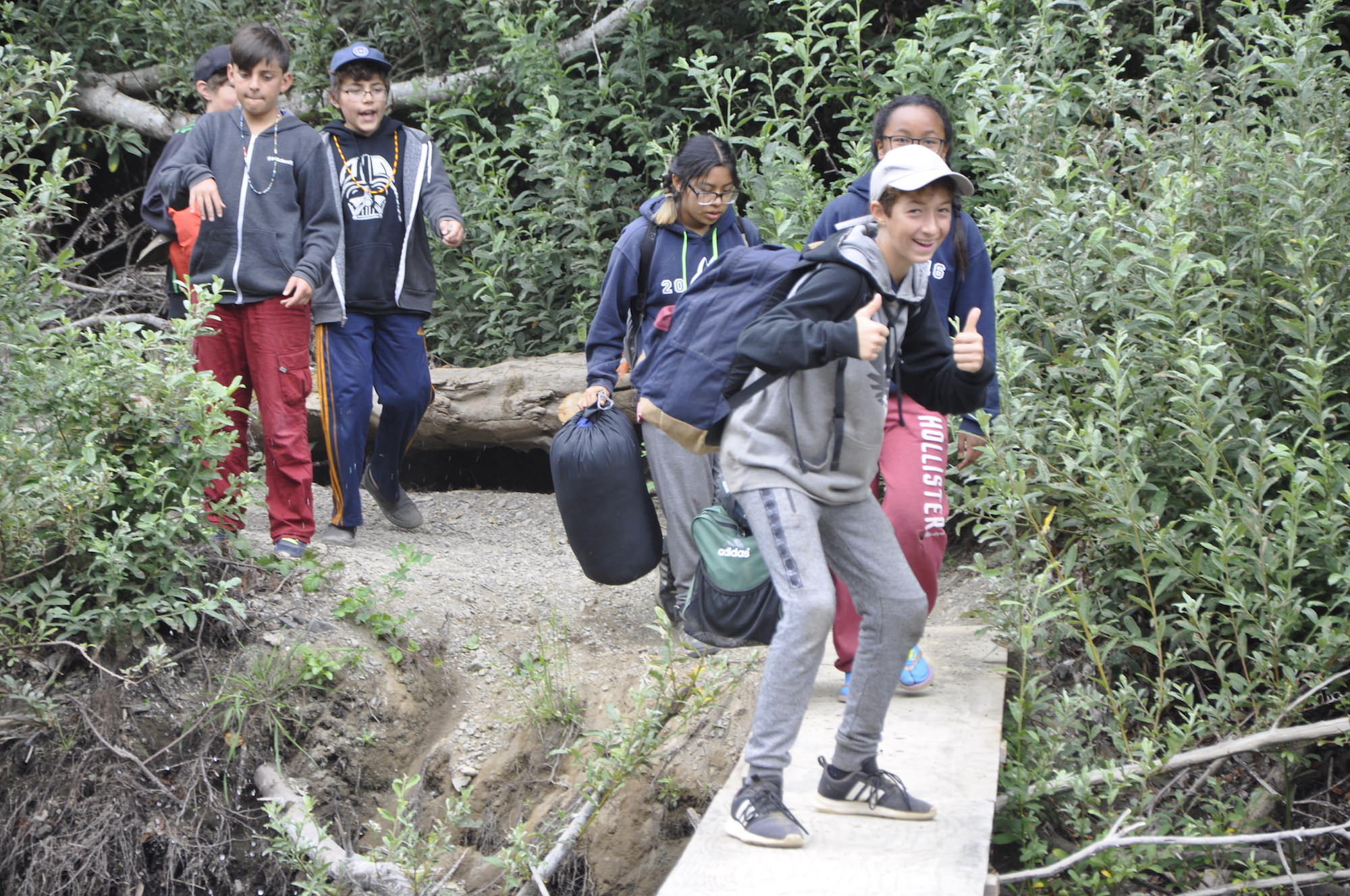 camping trip for students in san fran.JPG