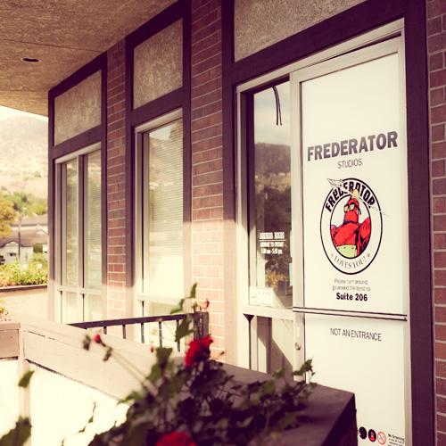 Frederator Studios Tour