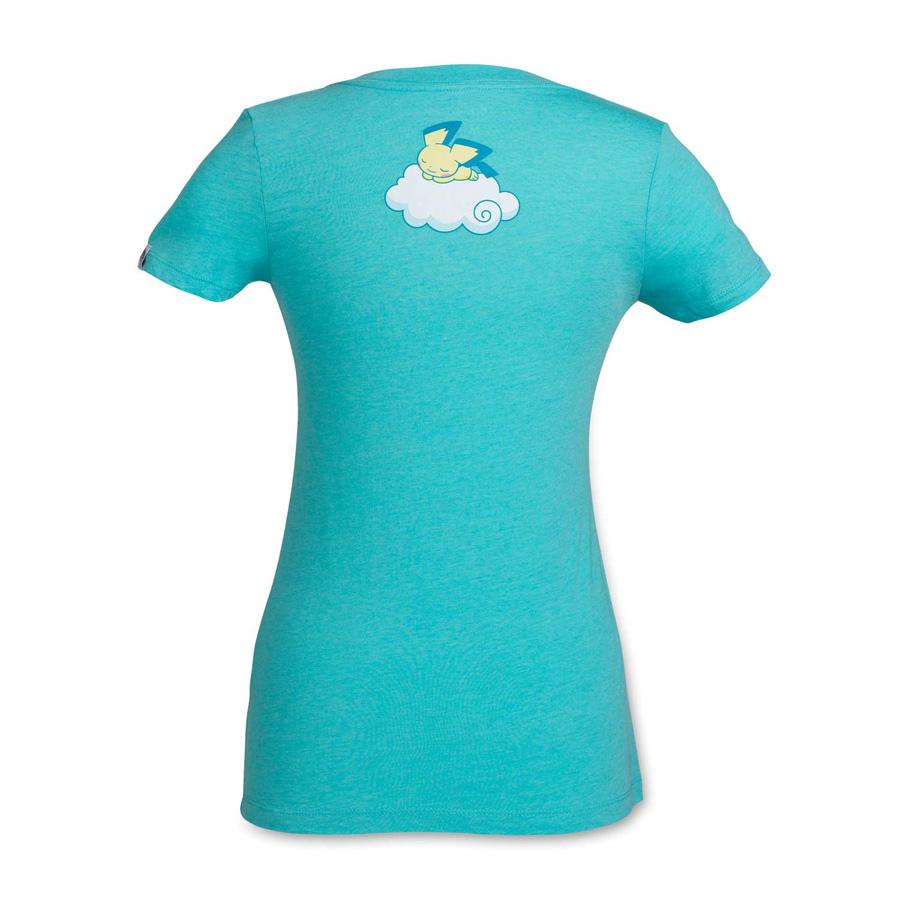 Johto Cuties Women's T-shirt (Back)