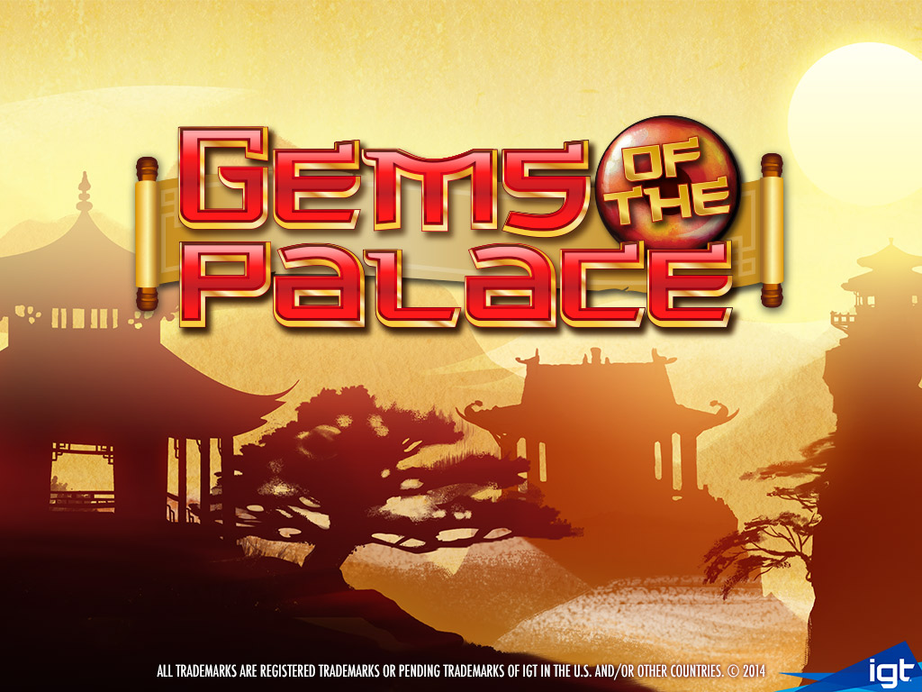 Gems of the Palace - Splash Screen