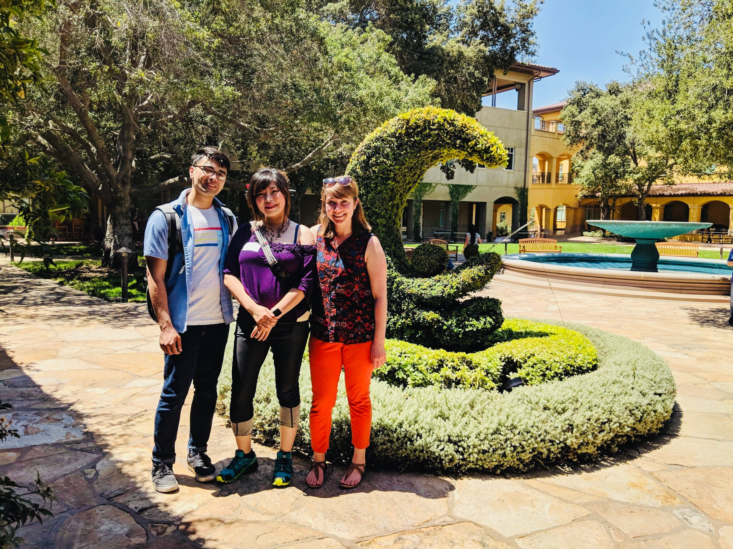 Dreamworks Animation Tour!