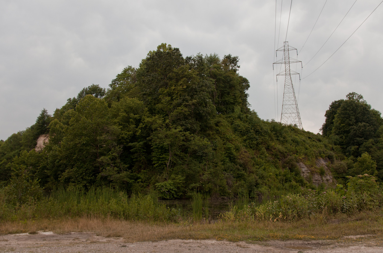[July, 2012; somewhere in Southeastern Ohio]