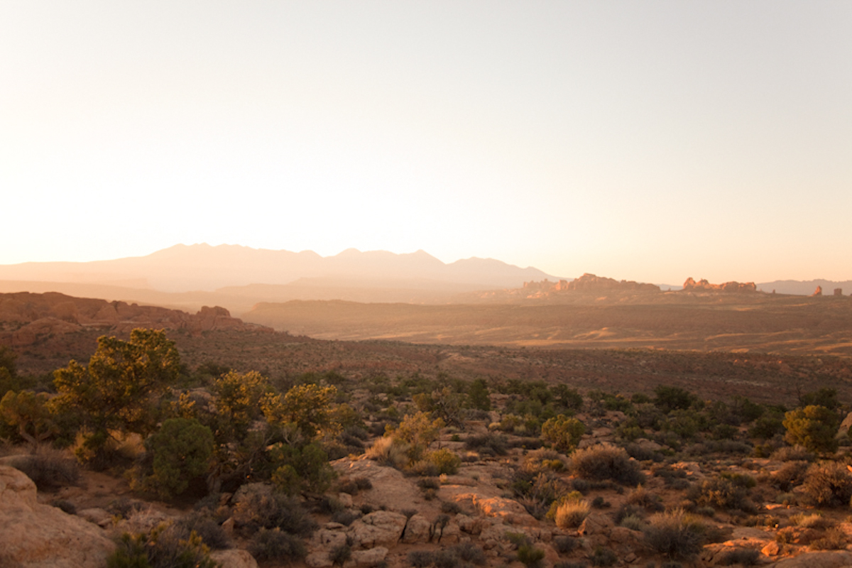 And I'm going to pretend that I'll wake up in this place.    [from  Scape  ;September, 2011; Arches National Park, UT]