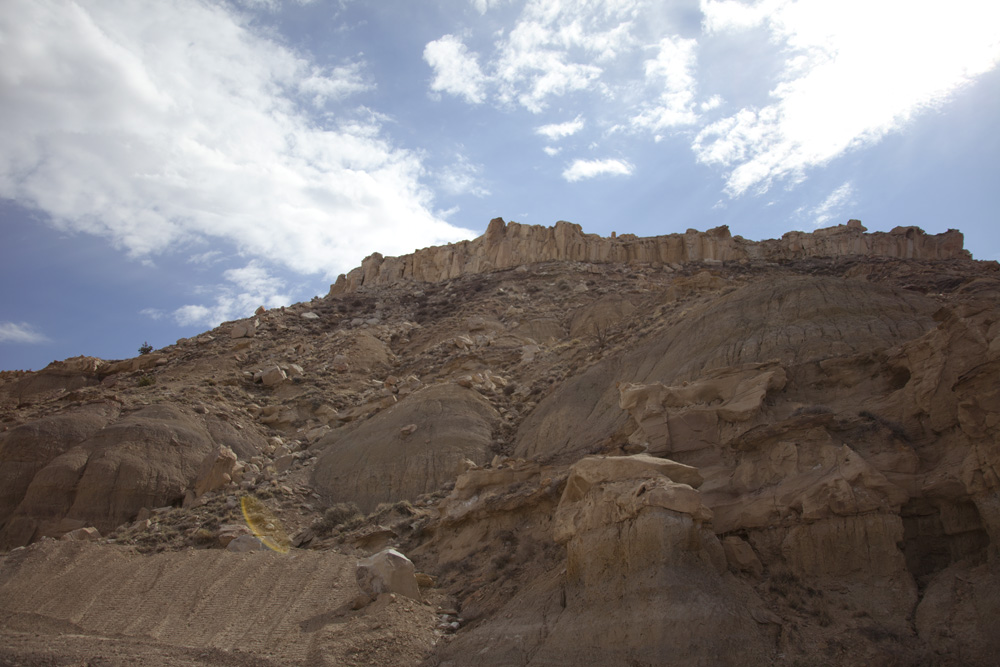 The Southwest   [September, 2011; Somewhere near Chaco Canyon, NM]