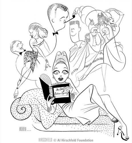 Caricaturist of Day Before Spring.jpg