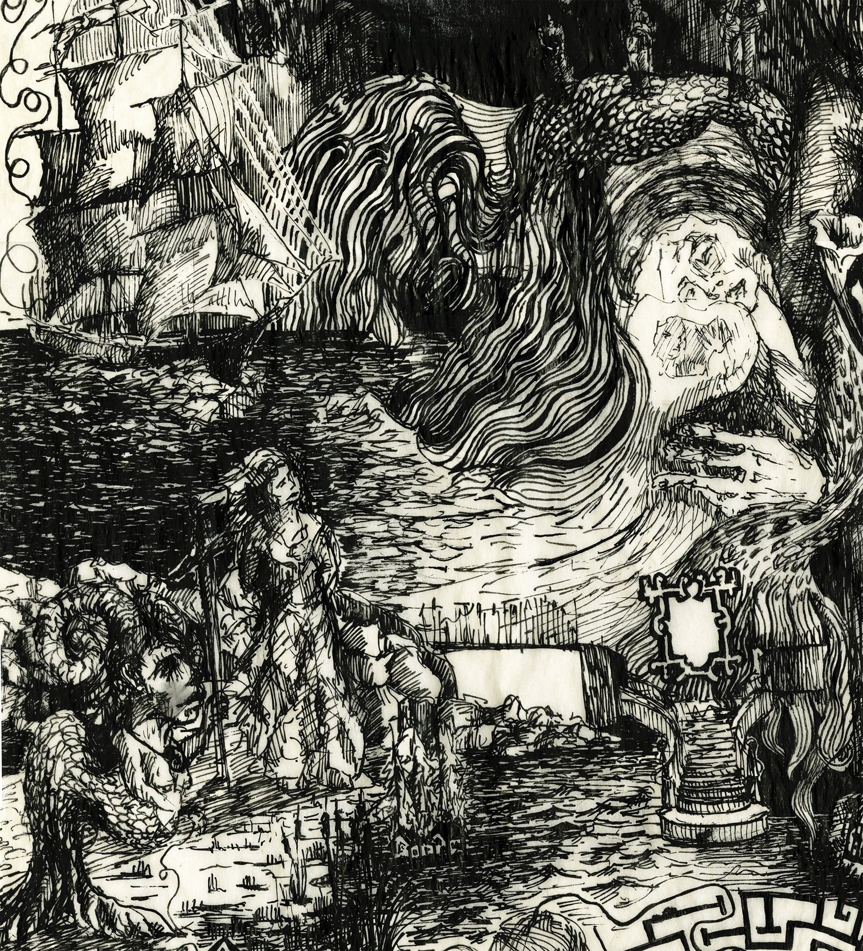 Jenny Haniver Detail Ariadne.jpg